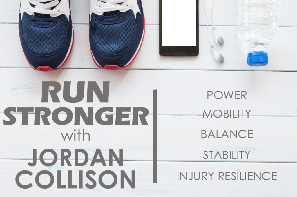 Run Stronger 7:30PM @ The Runner's Academy