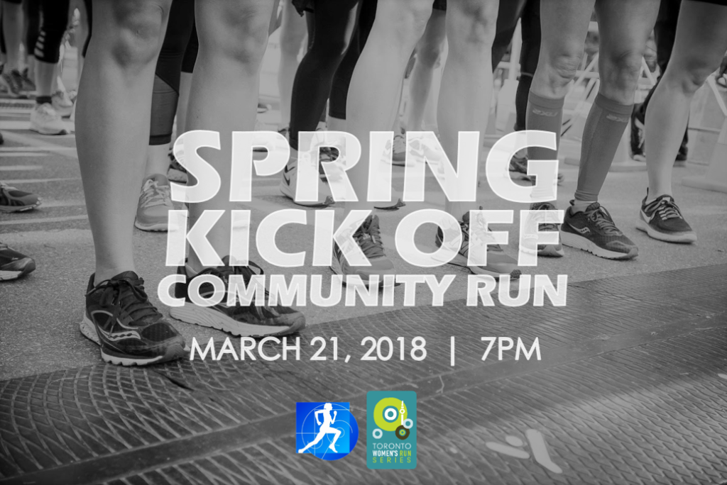 Spring Kick Off Community Run @ The Runner's Academy