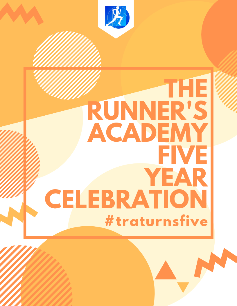 Five Year Celebration & Global Running Day @ The Runner's Academy