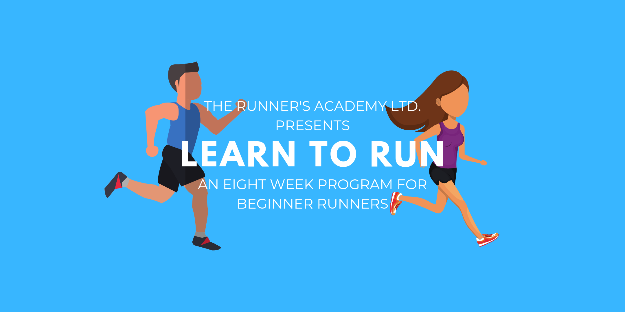 Learn to Run @ The Runner's Academy