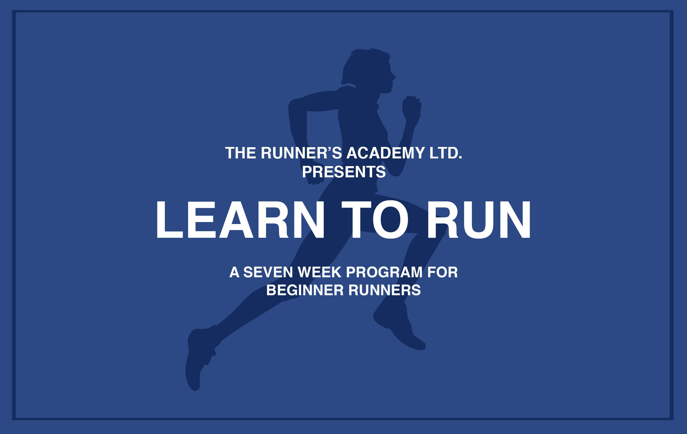 Virtual Learn To Run-7weeks